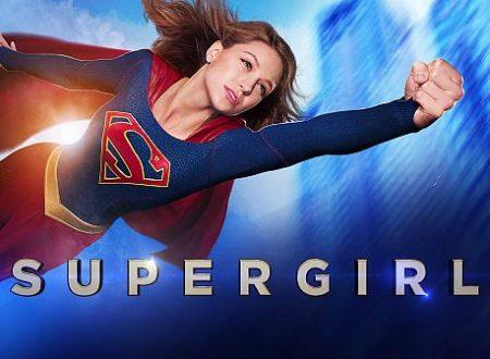 Supergirl rinnovato per una seconda stagione!