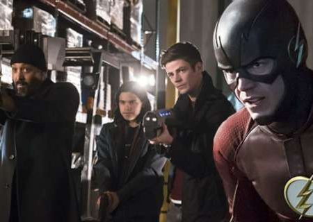 The Flash – Recensione 2×19