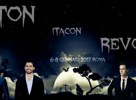 Nemeton ItaCon Revolution – 6-7-8 Gennaio Roma 2017
