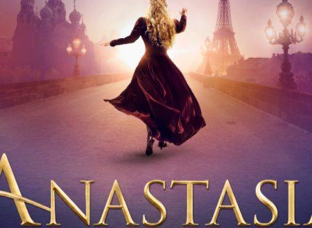 Avremo il musical di Anastasia.