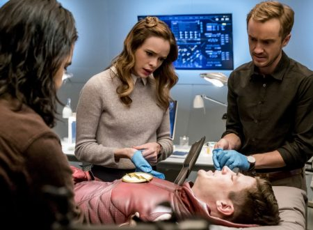 The Flash – Recensione 3×15