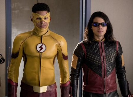 The Flash – Recensione 3×18