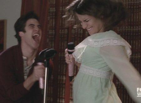 Glee: la reunion di Lea Michele e Darren Criss!
