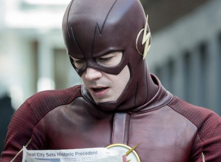 The Flash – Recensione 3×19