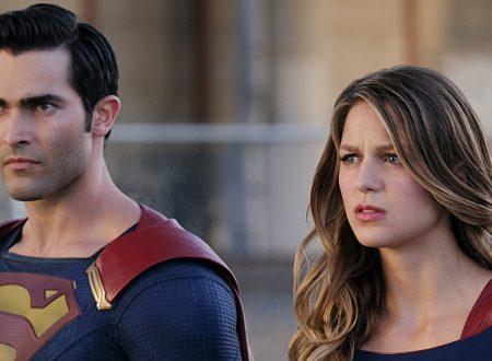 Supergirl 2: Tyler Hoechlin torna come Superman!