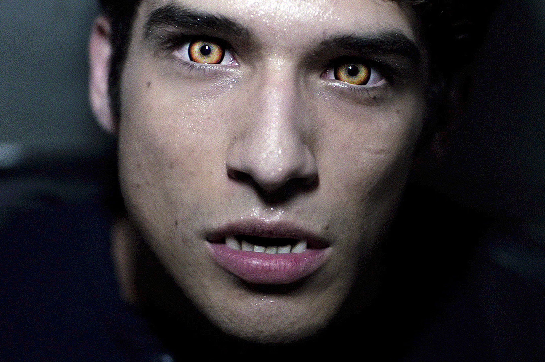 Tyler posey werewolf makeup