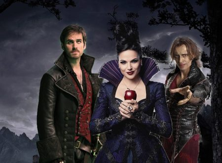 Once Upon A Time 7: Regina, Hook e Rumple avranno una nuova identità!