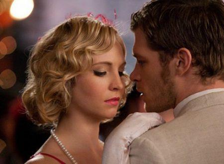 """Candice King parla delle storie d'amore di Caroline: """"Tra lei e Klaus non è ancora finita"""""""