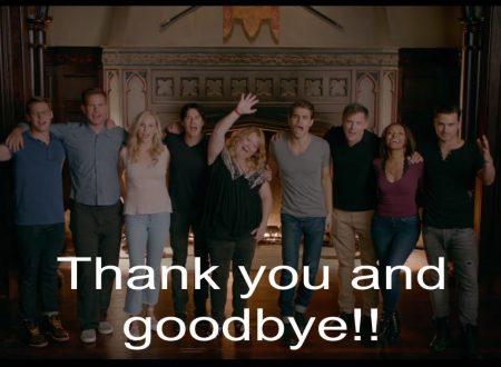 The Vampire Diaries: Julie Plec rivela perché l'ottava stagione non poteva che essere l'ultima