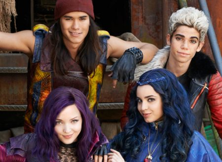 Descendants 2: censurato il bacio gay, ecco cosa ne pensa la Disney
