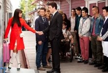 Glee: il finale alternativo con Cory