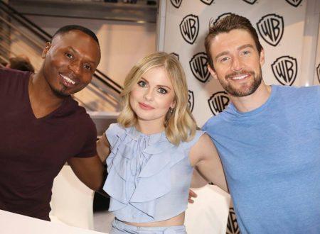 iZombie: il panel del cast al Comic-Con