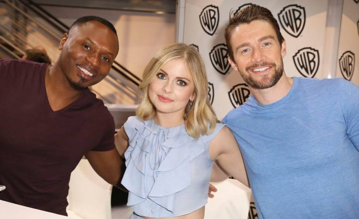 iZombie: il panel del cast al Comic-Con