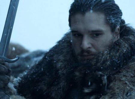 Game of Thrones 8: a quando la nuova stagione?