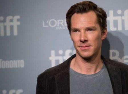"Benedict Cumberbatch sarà Satana nella serie Amazon 'Good Omens"""