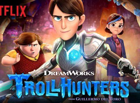 Trollhunters 2: Lena Headey e Mark Hamill tra i doppiatori della serie