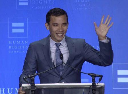 Equality Visibility Award: il discorso d'accettazione di Conrad Ricamora
