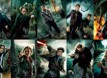 Giveaway Harry Potter: ecco svelato il vincitore!