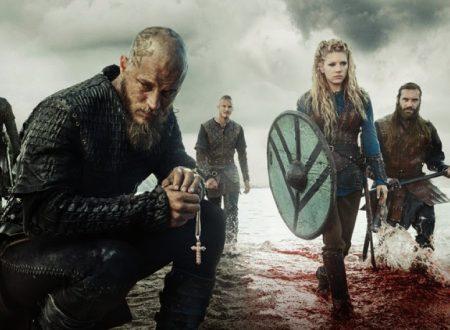 Vikings è stato rinnovato fino alla sesta stagione!