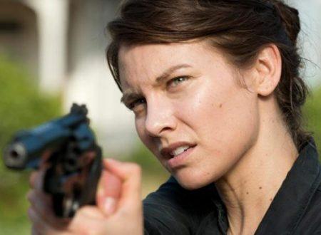 The Walking Dead: Maggie non partorirà nell'ottava stagione