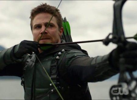 Arrow 6: un nuovo costume e più sorrisi per Oliver Queen