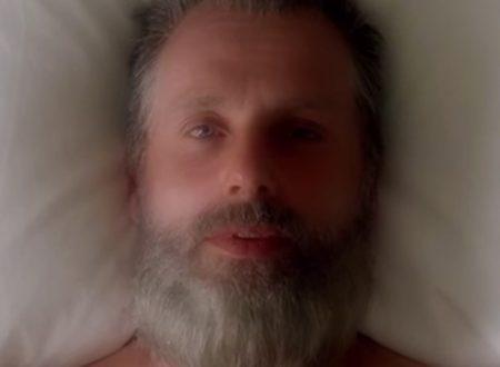 The Walking Dead: Andrew Lincoln sconvolto dal Rick Grimes del trailer