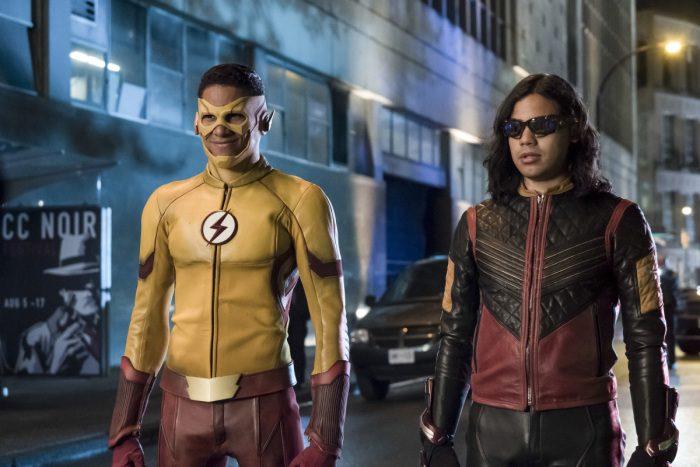 The Flash 4:  Barry riuscirà a resistere alla pressione psicologia del Pensatore?