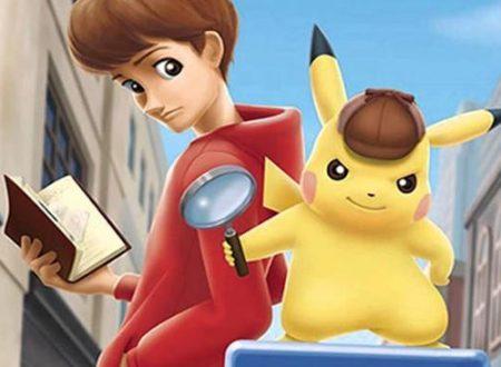 Detective Pikachu: le riprese del film inizieranno a Gennaio