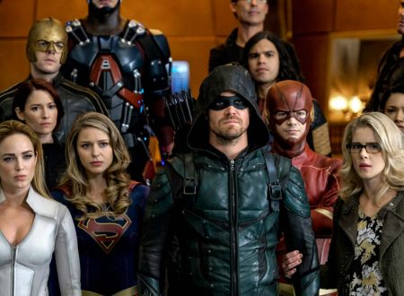 Crossover DC – Crisis on earth – X