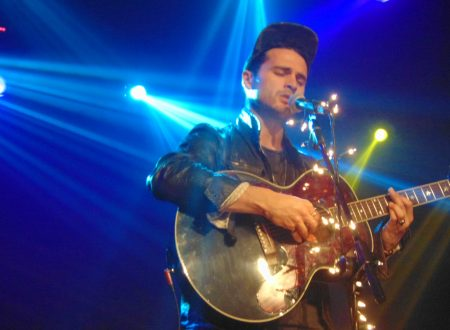 Michael Malarkey – Live al Quirinetta di Roma: noi c'eravamo!