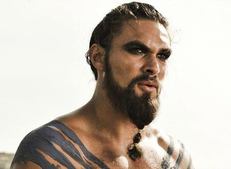 Jason Momoa usa il Dothraki per flirtare con Hugh Grant