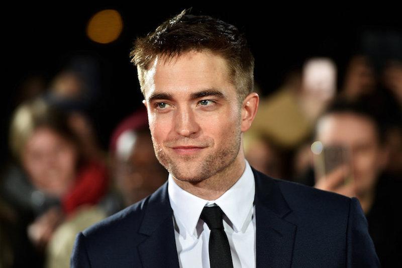 Che è Robert Pattinson attualmente risalente