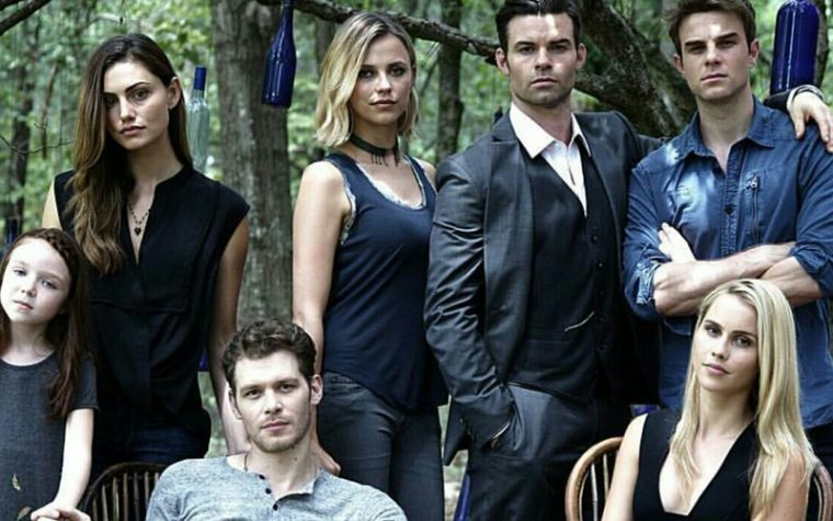 The Originals 5: l'addio del cast dopo la fine delle riprese!