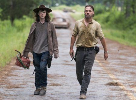 The Walking Dead: William Riggs critica lo showrunner per aver licenziato suo figlio