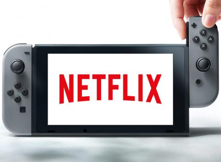 Netflix sta esplorando la possibilità di un'app per Nintendo Switch
