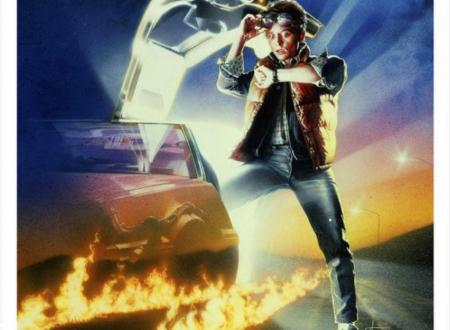 Drew Struzan realizzerà una stampa serigrafica del poster di Ritorno al Futuro