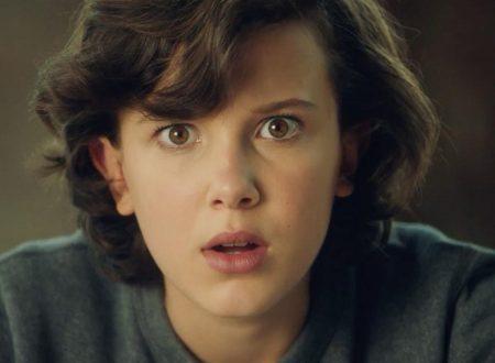 Millie Bobby Brown interpreterà la sorellina di Sherlock Holmes in un nuovo film