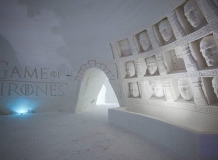 In Finlandia nasce un hotel di ghiaccio ispirato a Game of Thrones