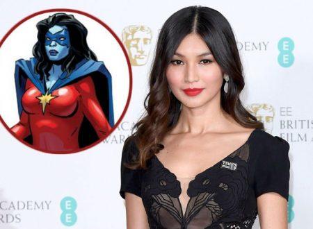 Captain Marvel: Minn-Erva sarà interpretata da Gemma Chan