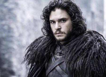 Game of Thrones 8: Kit Harington ci mostra il suo look nella nuova stagione