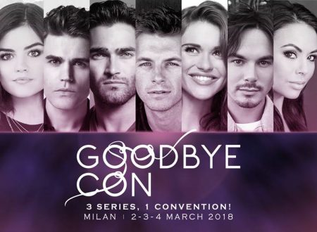 Goodbye Con: NOI ERAVAMO PRESENTI | The Redheads Diaries