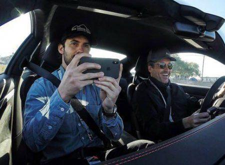 The Art of Racing in the Rain: Milo Ventimiglia insieme a Patrick Dempsey