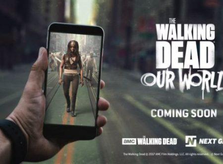 Online il trailer di The Walking Dead: Our World