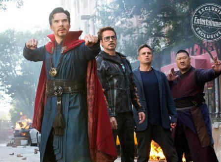 Mark Ruffalo rivela il titolo di Avengers 4 e viene licenziato dai Russo
