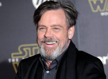 Mark Hamill parla di chi vorrebbe nel ruolo di un giovane Luke Skywalker