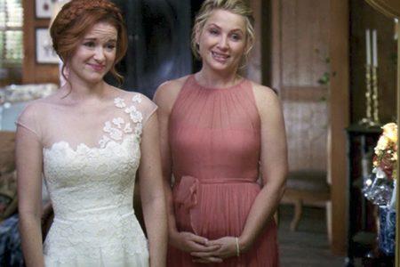 Grey's Anatomy: i saluti del cast e le ultime scene sul set per Jessica e Sarah