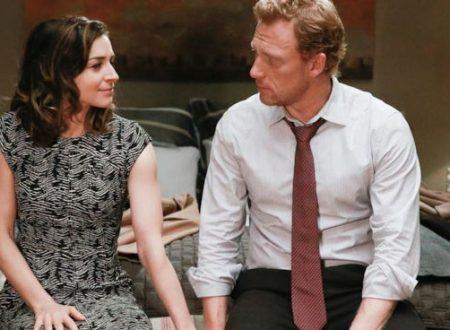 Grey's Anatomy: Owen e Amelia di nuovo insieme? Parla Kevin McKidd