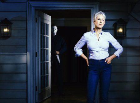 Halloween: Jamie Lee Curtis  promette che il reboot sarà super spaventoso