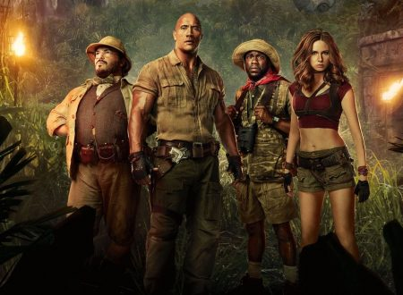 "Annnciato il sequel e la data di uscita di ""Jumanji: Welcome to the jungle"""