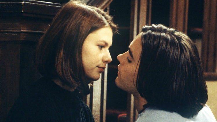 Claire Danes ripensa ai baci sul set con Jared Leto